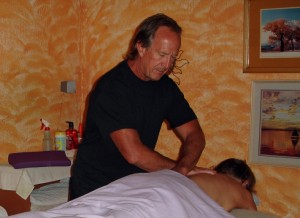 Glenn Peterson Massage Therapist